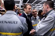 Pháp sẽ sớm công bố kế hoạch giải cứu ngành công nghiệp ôtô
