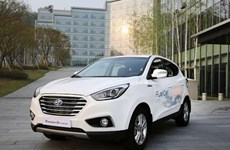 Hàn Quốc khuyến khích khu vực công sử dụng ôtô thân thiện môi trường