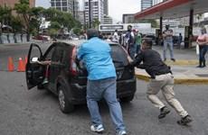 Cung không đủ cầu, Venezuela công bố kế hoạch tăng giá xăng dầu