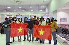 [Photo] Đưa 343 công dân Việt Nam từ Australia, New Zealand về nước