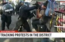 Australia điều tra vụ phóng viên bị cảnh sát tấn công tại Mỹ