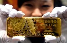 Giới đầu tư kỳ vọng kinh tế phục hồi, giá vàng châu Á giảm nhẹ