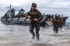 Mỹ triển khai 1.200 thủy quân lục chiến tới tập trận với Australia