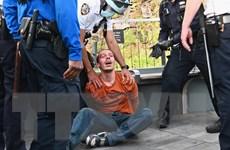 Mỹ: Hơn 200 người bị bắt tại New York trước khi bắt đầu giới nghiêm