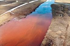 20.000 tấn dầu bị tràn, Nga tuyên bố tình trạng khẩn cấp ở Siberia