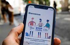 Pháp giới thiệu ứng dụng truy vết tiếp xúc với người mắc COVID-19