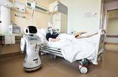 Nhật Bản phát triển hệ thống robot xét nghiệm virus SARS-CoV-2 tự động