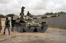 Libya: GNA tuyên bố giành quyền kiểm soát thủ đô Tripoli