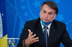 Bất đồng về việc nới lỏng cách ly, Tổng thống Brazil dọa rút khỏi WHO