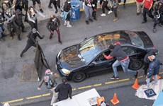 Mỹ: Bắt giữ đối tượng lao xe, nã súng vào người biểu tình ở Seattle