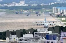 Nhật Bản thúc đẩy kế hoạch tái bố trí căn cứ Futenma của Mỹ
