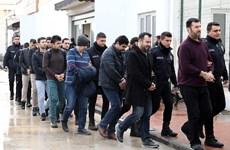 Thổ Nhĩ Kỳ ra lệnh bắt giữ 275 người bị nghi liên quan giáo sỹ Gulen