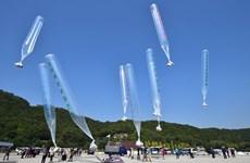 Hàn Quốc sẽ nghiêm trị hành vi rải truyền đơn chống Triều Tiên
