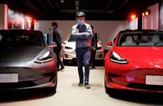 Doanh số bán ôtô tại Trung Quốc tăng 14,5% trong tháng Năm