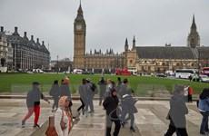 Kinh tế Anh suy giảm với tốc độ kỷ lục do các biện pháp phong tỏa