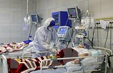 Dịch COVID-19: Iran ghi nhận số ca tử vong trên 100 người trong ngày