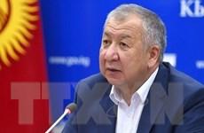 Quốc hội Kyrgyzstan phê chuẩn ông Boronov làm Thủ tướng lâm thời