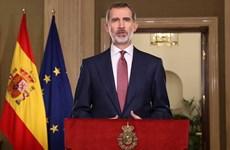 Nhà vua Tây Ban Nha ấn tượng về công tác chống dịch của Việt Nam