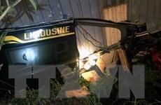 Danh tính 3 nạn nhân tử vong trong vụ xe limousine bị container đè bẹp