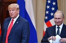 Kremlin bác bỏ thông tin ông Putin có thể thao túng Tổng thống Trump
