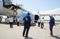WFP: Nguy cơ ngừng các chuyến bay viện trợ nhân đạo do thiếu kinh phí