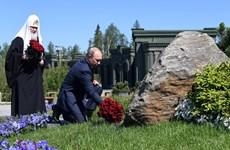 Nga vinh danh những người tham gia cuộc chiến chống phátxít