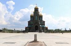 Khám phá công trình quy mô kỷ niệm 75 năm Chiến thắng phátxít của Nga