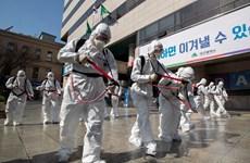 Hàn Quốc ghi nhận 11/17 tỉnh, thành phố có người mắc COVID-19