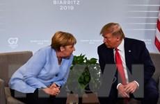 Thủ tướng Đức cảnh báo cân nhắc lại quan hệ xuyên Đại Tây Dương