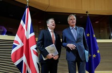 EU và Anh khởi động vòng đàm phán mới về quan hệ hậu Brexit