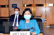 Việt Nam ưu tiên bảo đảm an toàn, quyền chăm sóc sức khỏe người dân