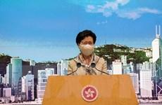 Trung Quốc: Luật an ninh quốc gia Hong Kong chính thức có hiệu lực