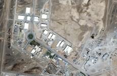 Iran thông báo vụ tai nạn gần khu vực nhà máy hạt nhân Natanz