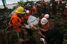 Ít nhất 50 thợ mỏ thiệt mạng do lở đất tại Myanmar