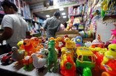 Ấn Độ giảm thâm hụt thương mại với Trung Quốc trong tài khóa 2020