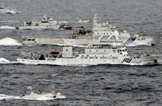 Nhật Bản thông tin mới về vụ tàu hải cảnh Trung Quốc xâm phạm lãnh hải