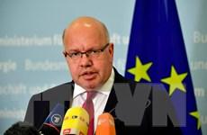 Đức kỳ vọng sẽ đạt tăng trưởng kinh tế từ tháng 10/2020