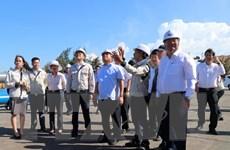 Sớm sửa chữa hệ thống khử nước biển thành nước sạch trên đảo Lý Sơn