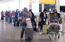 """Du khách Anh chỉ có thể đến 25/74 quốc gia trong """"Hành lang du lịch"""""""