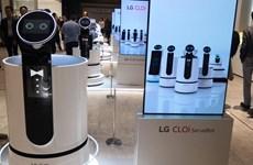 LG Electronics triển khai các robot phục vụ tại bệnh viện và nhà hàng