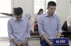 Hai cựu cán bộ Công an huyện Thanh Trì lĩnh án tù vì nhận hối lộ