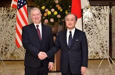 Mỹ-Nhật thảo luận nối lại đàm phán phi hạt nhân hóa bán đảo Triều Tiên