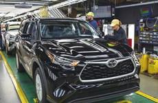 Toyota khôi phục hoạt động tại tất cả cơ sở trên thế giới từ 13/7