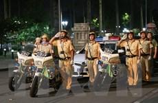[Video] Cảnh sát giao thông được trang bị súng ngắn, súng trường
