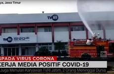 Phát hiện ổ dịch COVID-19 lớn tại Đài phát thanh quốc gia Indonesia