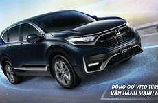 Honda Việt Nam xuất xưởng xe CR-V 2020 mới với 5 lựa chọn màu sắc