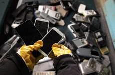 """Pháp triển khai dự án """"tái chế"""" điện thoại cũ để bảo vệ môi trường"""