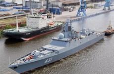 Tàu khu trục Đô đốc Kasatonov được phiên chế cho Hải quân Nga