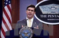 Bộ trưởng Quốc phòng Mỹ Esper sẽ thăm Trung Quốc trong năm nay