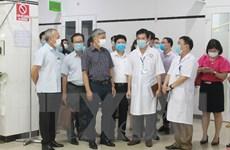 Bộ Y tế hỗ trợ các tỉnh Tây Nguyên dập dịch bạch hầu